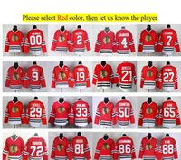 Chicago Blackhawks 2016 Stadium Series Crawford blanc Hockey Maillots Meilleure qualité ICE Winter Jersey broderie logo drop shipping