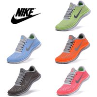 camping light - Nike Free V4 Running Shoes Women High Quality Jogging Boots Discount Trainers Free Run Light Sport Shoes Size US