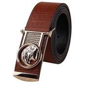 Wholesale Design Brand High Quality Genuine Leather Belt Men Black Leather Belt Men Mens Belts Luxury Belts For Men Leather Belt