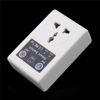 Wholesale 220v EU Plug Cellphone Phone PDA GSM RC Remote Control Socket Power Smart Switch interruptor switches Hot