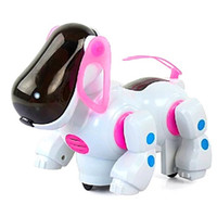 Wholesale Baby Kids Music Universal Machine Electric Dog Interactive Puppy With Light Educational Toy Gift