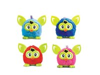 furby - hot sale Firbi Plush Toy Speaking In Russian or English Mini Firby Boom Recording Interactive Electric Toys Compatible with Furby