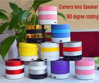 Cheap Mini speaker camera lens Best Super Bass speakerwirelss