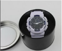 big display watch - Sale Casual Unisex Round for Big B G Shors New Men Watches Shocking Watch Color Dual Display Sports Electronic Ga gga