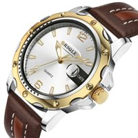 authentic swiss watches - In summer the new Swiss Jazz authentic Korean male fashion watches leather belt watch men watch waterproof luminous