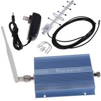 Wholesale 2015 New Arrival CDMA MHz Mobile Phone Signal Repeater Booster Amplifier Yagi Antenna LB