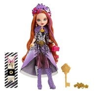 baby holly - Genuine OriginalEver After High Spring Unsprung Holly O Hair Doll plastic toys Best gift for girl new