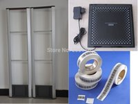 Wholesale New version RF Detector Store Security System Checkpoint with accessories