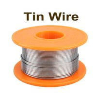 Wholesale Tin Lead Solder Core Flux Soldering Welding Solder Wire Spool Reel mm Welding Soldering Supplies Welding Wires