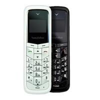 Yama Yahoo BM50 abrió el mini teléfono manos libres Bluetooth Menos teléfono móvil Bluetooth para auriculares Marcador de bolsillo del teléfono móvil