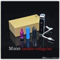lavatube - High end electronic cigarette M100 variable voltage e cigarette beyond Sid mod zmax lavatube for Cloutank M3 atomizer