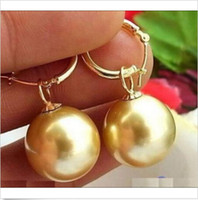 Cheap PEARL NECKLACE Best dangle earring