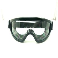 Wholesale Uv protection anti fog snowboard glasses motocross skiing and snowboard goggles sport mask snowboarding sled jet ski goggles