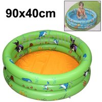 Wholesale Inflatable Swim Ring Swimming Pool Rubber Ring for Children Size x cm