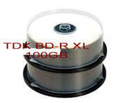 bd r dvd - 2PCS NEW TDK BD R XL gb X burning blu ray disc G can print CD empty plate Blank burn disc