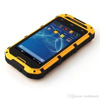 military cell phone - Rugged IP68 Military artificial Discovery V6 inch Android MTK6572 Dual Core Smart Waterproof Shockproof Cell Phone Ram MB Rom GB