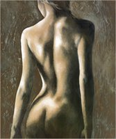 nude women oil painting - Nude Woman Canvas Oil painting Art Picture Painted on Canvas