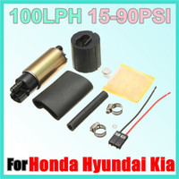 Wholesale 100LPH Fuel Pump Intank w Strainer Kit for Honda for Hyundai Kia PSI HFP order lt no track