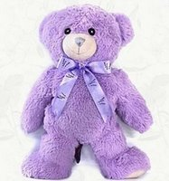 aroma toys - Brand New Purple Lovely Lavender Aroma MINI Size Toy Bear for both Adults and Kids CM