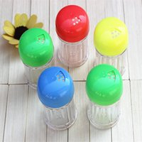 Wholesale Transparent Plastic Toothpick Holders Useful Classic Practical And Beauty Household Items Concise And Easy Toothpick Box JJ83
