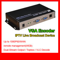 audio solution - MPEG AVC H VGA Audio HD Video Encoder Hotel iptv solution rtmp encoder single channel h vga iptv encoder HD Video Capture Card
