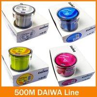 Wholesale Hot Sell fishing line m Monofilament Strong Quality Color Nylon Fishing Line LB LB LB LB LB LB