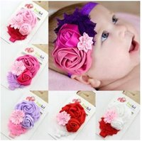 Wholesale Baby Hair Accessories Baby Headbands Children Hair Accessories Kids Hair Flowers Girls Headbands Infant Headbands Childrens Accessories
