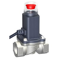 Wholesale DN20 Solenoid valve Gas shut off valve can leak DN20 Aluminum solenoid valve CO shut off valve