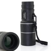 Cheap Wholesale-Super Clear 16x52 Dual Focus Telescope Optics Zoom Monocular Scalable Telescopic SSY-291240