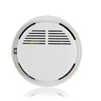 Wholesale Home Security Standalone Smoke Detector Fire Alarm Photoelectric Sensor