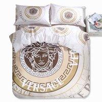 Nueva Moda Ropa de cama 3D Conjunto de la flor de cama, ropa de cama conjunto, Familia set 4 pcs edredón hojas cubierta / cama / pillowcases.Twin / queen size