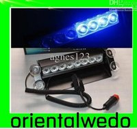 Cheap Strobe Light LED Emergency Lights Best 8W 12V car led