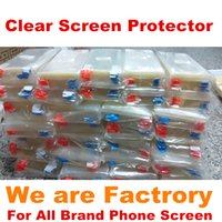 Cheap No Screen Protector Best For Apple iPhone 5 6 6 plus Cell Phone Screen Protectors