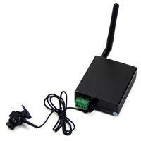 al por mayor servidor de cámara de vídeo-La más nueva de vídeo 3G cuadro Servidor de cámara oculta espía Grabador + cámara 3g con 3G Sim tarjeta inalámbrica al aire libre