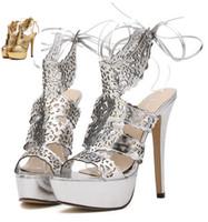 Cheap Wedding wedding shoes Best Sandals Stiletto Heel bridal shoes