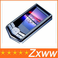 Wholesale MP4 Players New GB GB Slim LCD Screen PMP Video Media Fm Radio Player HZ