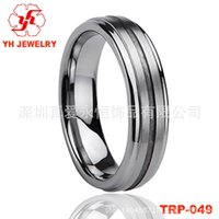 beautiful african men - Couple of men and women in beautiful polished tungsten steel rings never fade never wear Fashion Rings
