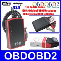 accord systems - DHL Ship Professional VDM UCANDAS Wifi Full System Automotive Diagnostic Tool New Version V3 Multi language Auto Code Reader