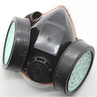 air gas mask - Respirator Gas Mask Air Pollution Protect Dust Mask Isolation order lt no track