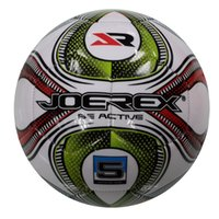 Wholesale JOEREX White Number Machine Sewn Soccer Ball JAB40492 PVC Bright Surface Association Football any Weather hot sale