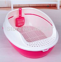 cat litter - cat litter box layer large size a litter scoop is included