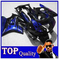 Cheap black blue CBR600F3 91-94 91 92 93 94 ABS Fairings Body Kit Fairing For honda CBR600 CBR 600 F3 1991 1992 1993 1994 ABS Plastic Bodywork Set