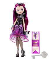 baby raven - Genuine Original Ever After High Raven Queen Doll New Styles hot sellingr plastic toys Best gift for girl