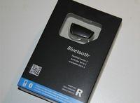 Wholesale Newest Black Bluetooth Earphone Headset Series II Bluetooth Car Speakerphone with Bag for iPhone
