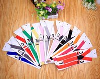 Wholesale 500PCS Children Adjustable solid Suspenders baby Elasti Braces Kid Suspenders CM Free DHL