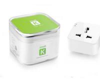 Wholesale Smart Plug WiFi Remote Control Socket Power Adapter Electrical Wireless Switch by Using Smartphone APP Smart House Helper