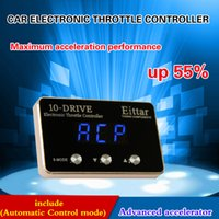 Wholesale Eittar CAR ELECTRONIC THROTTLE CONTROLLER BOOSTER FOR MERCEDES BENZ C CLASS W203 ALL ENGINES