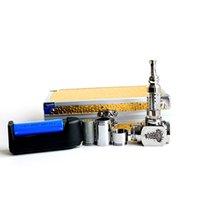 Cheap Hammer pipe Mod Kit E cigarette E pipe Mod Mechanical Hammer battery body for 510 thread atomizer electronic cigarette silver