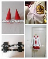arias music - Aria the Scarlet Ammo Hidan no Aria Aria Holmes Kanzaki Shirayuki Hotogi Reki Cosplay Costume f008