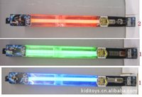 Wholesale Star Wars Star Wars ultimate lightsaber black three Taoist mixed models can send color light